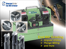 End Mill Sharpener Series